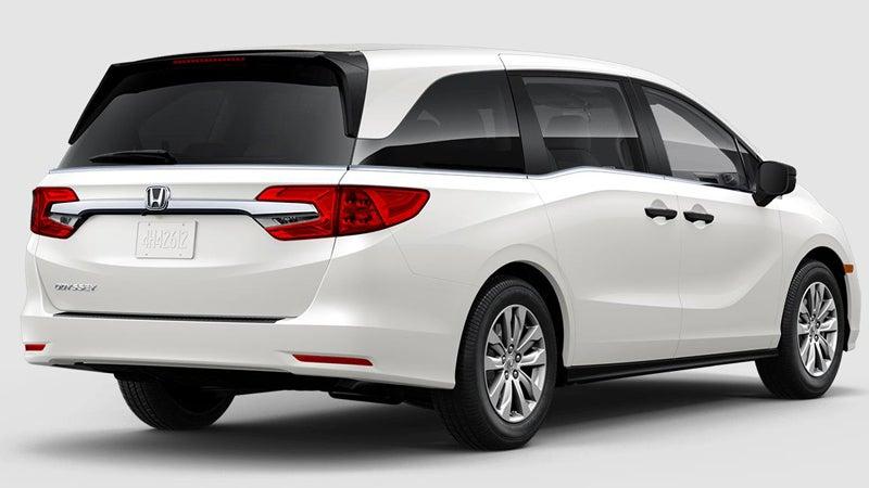 Honda Dealer Houston >> 2018 Honda Odyssey | Honda Odyssey in Houston, TX | Russell & Smith Honda