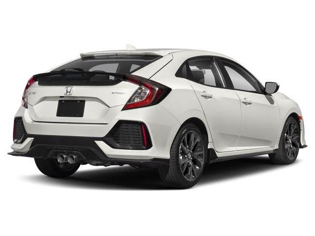 Hatchback >> 2019 Honda Civic Hatchback Sport Honda Dealership Houston Tx