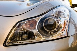 replacing headlight bulb 2012 ford fusion