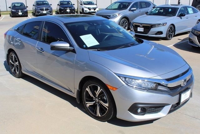 High Quality 2018 Honda Civic Touring In Houston, TX   Russell U0026 Smith Honda