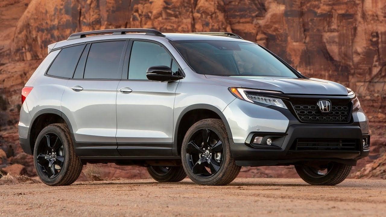 2020 Honda Passport Vs 2020 Jeep Grand Cherokee In Houston Tx